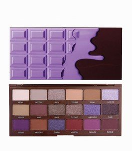 Chocolate Violet Palette -
